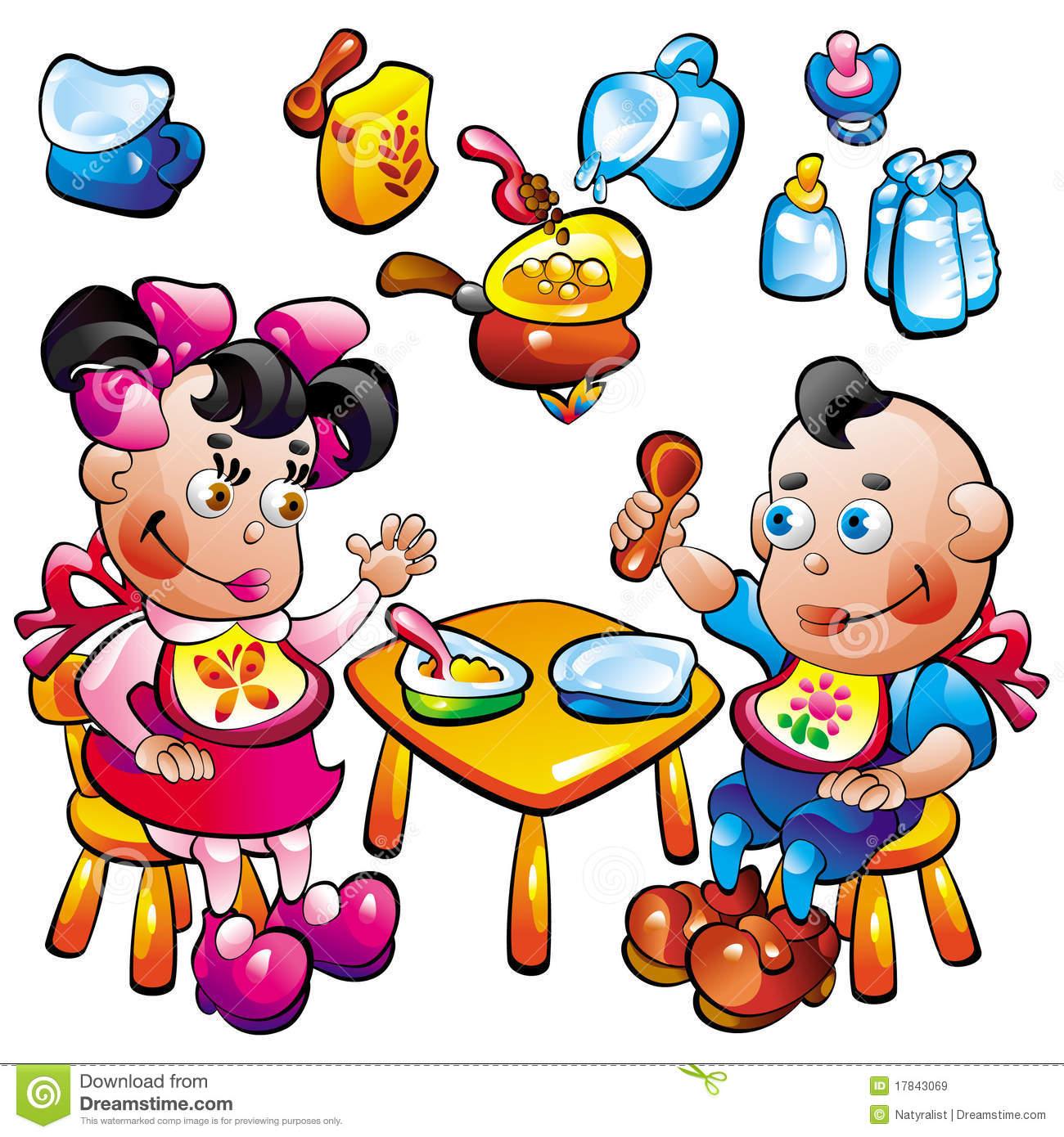 Popolare I bambini e l'alimentazione IN09